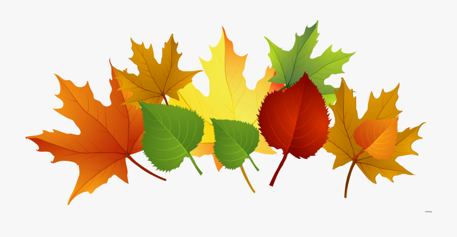Transparent Falling Clipart Printable Fall Leaves Clip Art