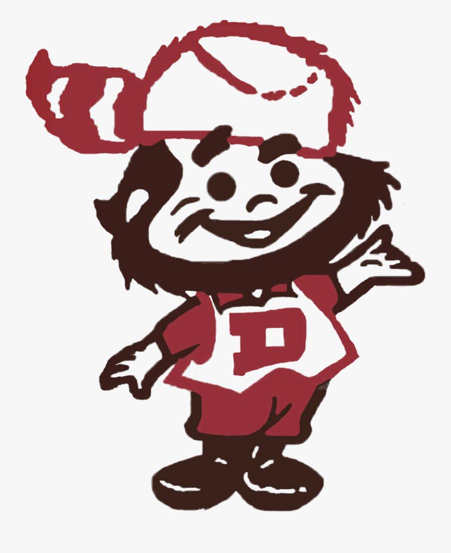 Transparent Pioneer Mascot Clipart - Denver Boone, Transparent Clipart