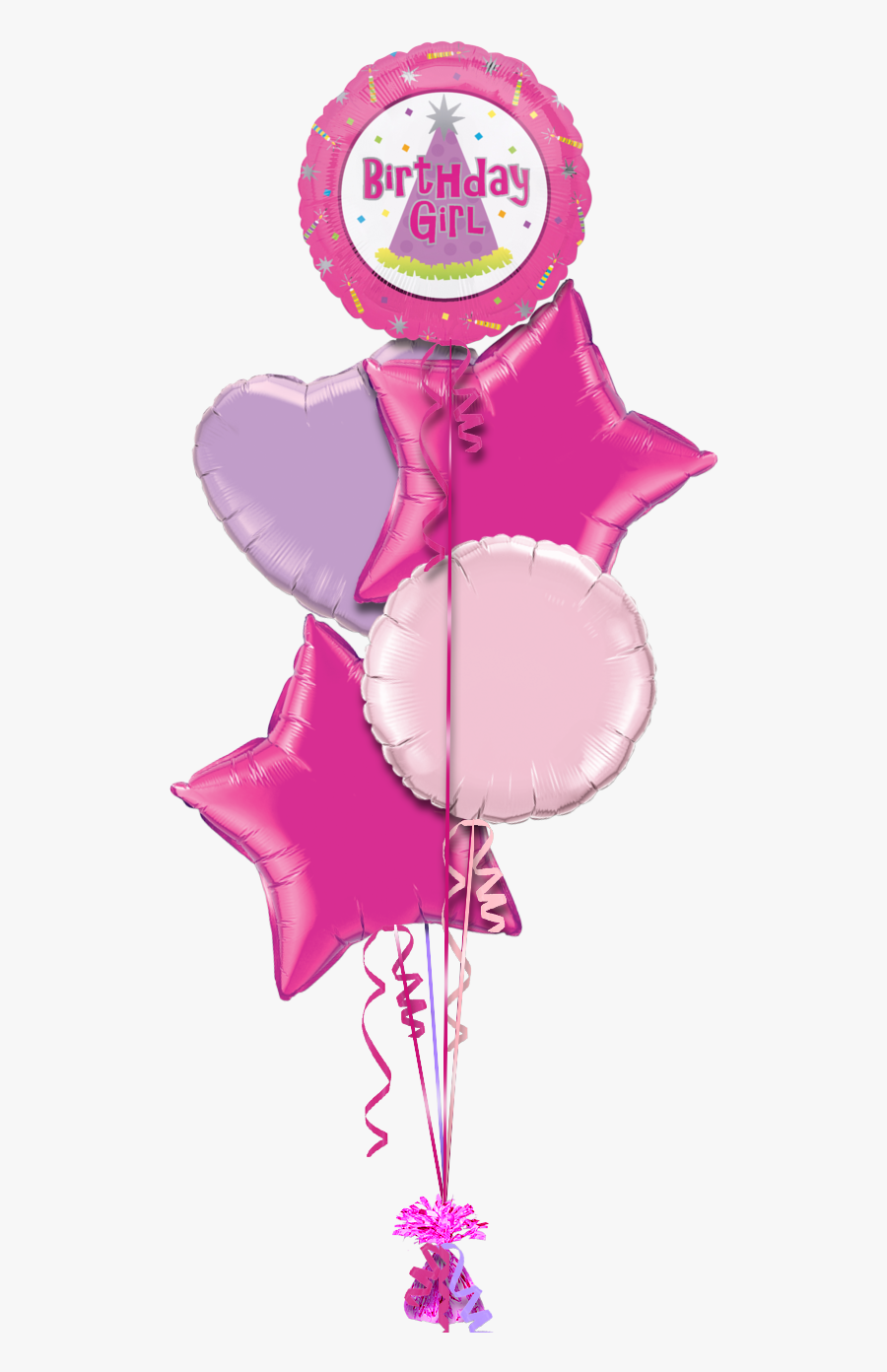Transparent 65th Birthday Clipart - Proud Of You Balloons, Transparent Clipart
