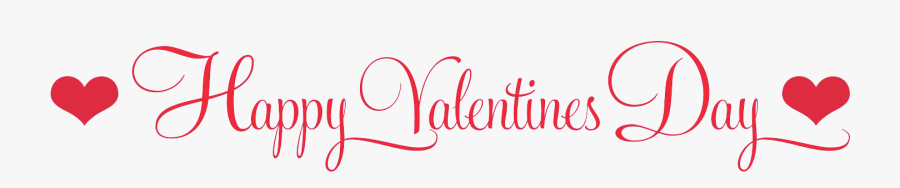 Happy Valentines Day Clipart Transparent - Happy Valentines Day Transparent, Transparent Clipart