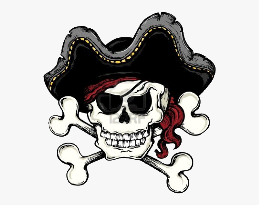 Pirates Will Be Invading Punta Gorda This Weekend For - Pirate Skull And Crossbones Clipart, Transparent Clipart