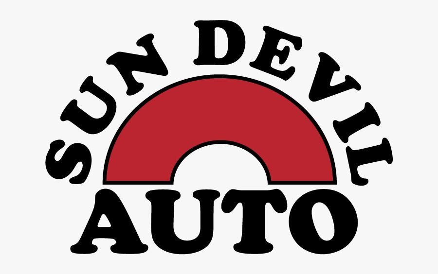 Sun Devil Auto Clipart , Png Download - Sun Devil Auto Logo, Transparent Clipart