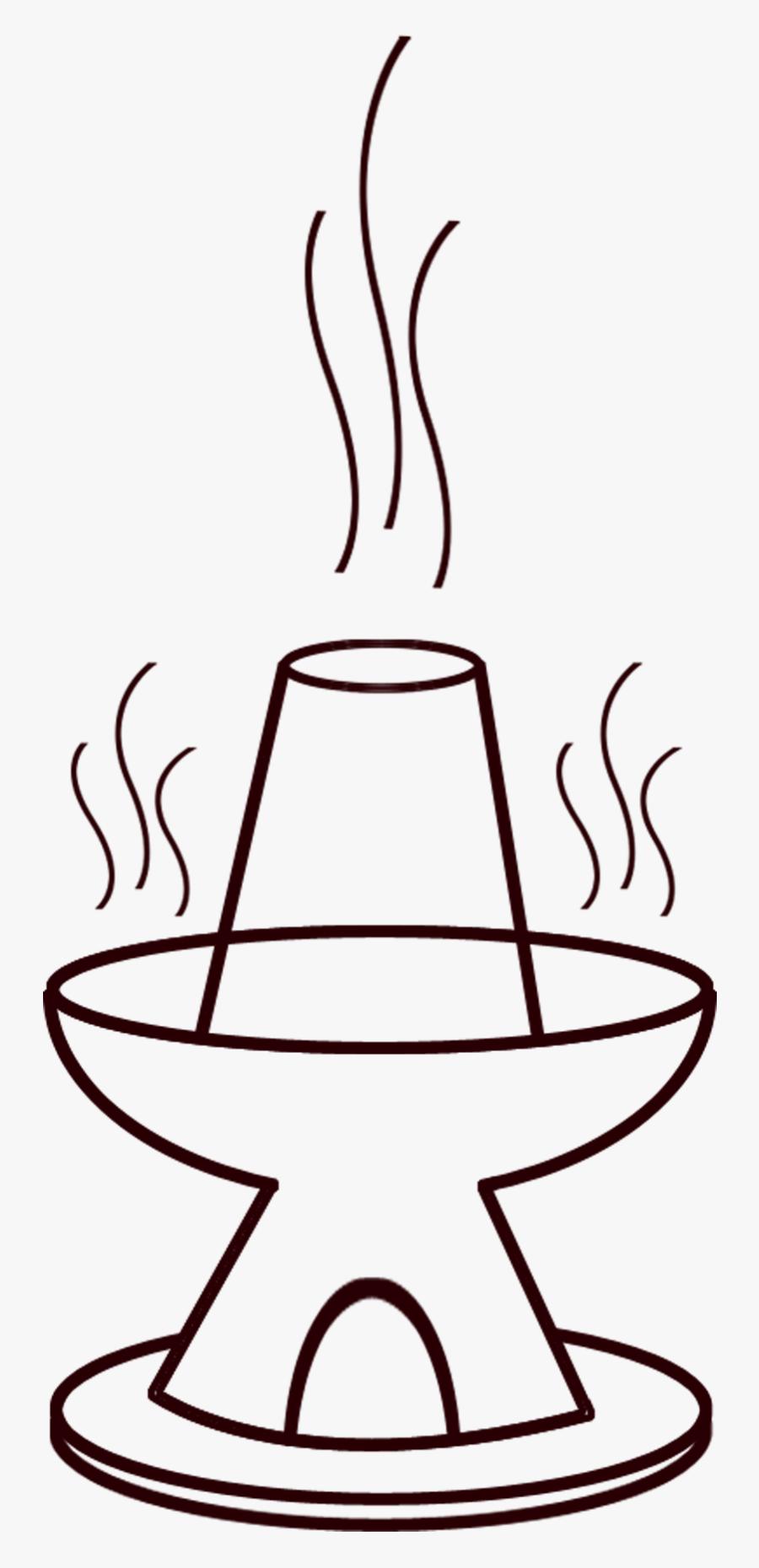 Hot Pot Fish Ball Black And White Meat - Hot Pot, Transparent Clipart