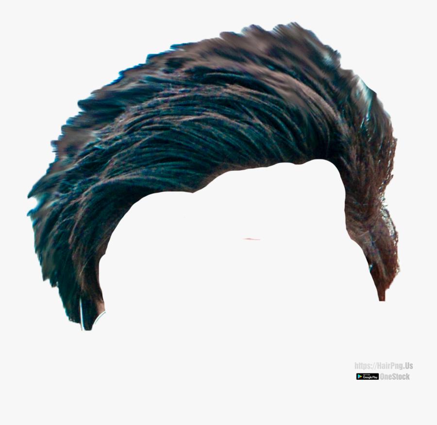 Transparent Boy Combing Hair Clipart - Picsart Png Hair Style, Transparent Clipart