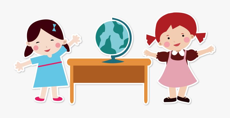 Transparent Teacher Clipart Png - Teacher And Student Png, Transparent Clipart