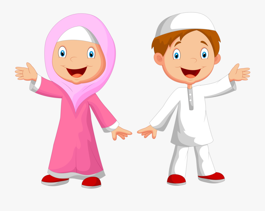 muslim kids vector png muslim kid cartoon free transparent clipart clipartkey muslim kids vector png muslim kid