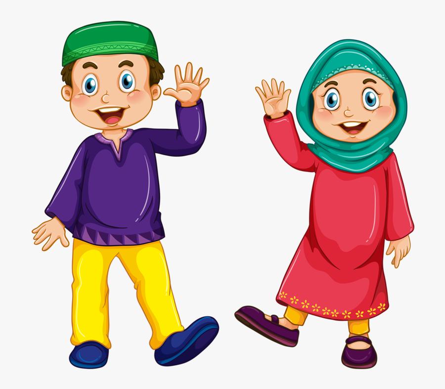 20+ Cartoon Islamic Kids Png Pics