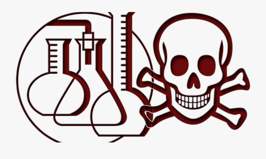 Transparent Toxic Clipart - Science Equipment Clip Art, Transparent Clipart