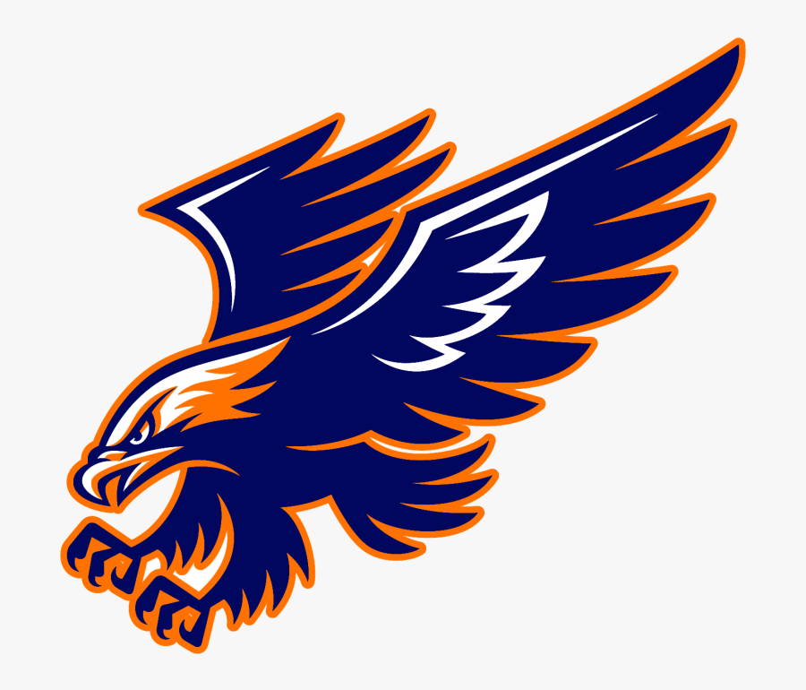 Eagle Clipart Basketball - East Union Middle School, Transparent Clipart