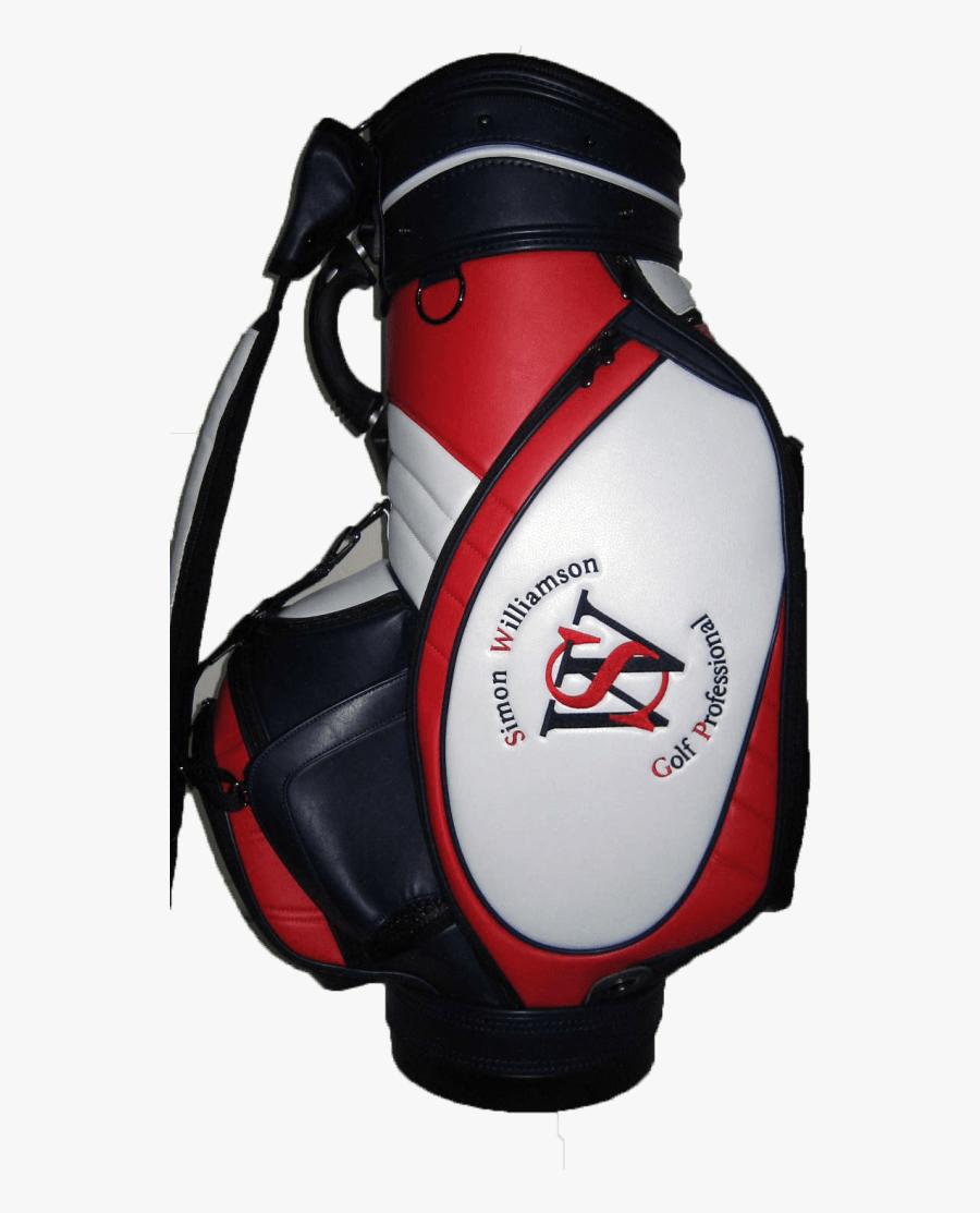 Golf Bag Clipart , Png Download - Golf Bag, Transparent Clipart