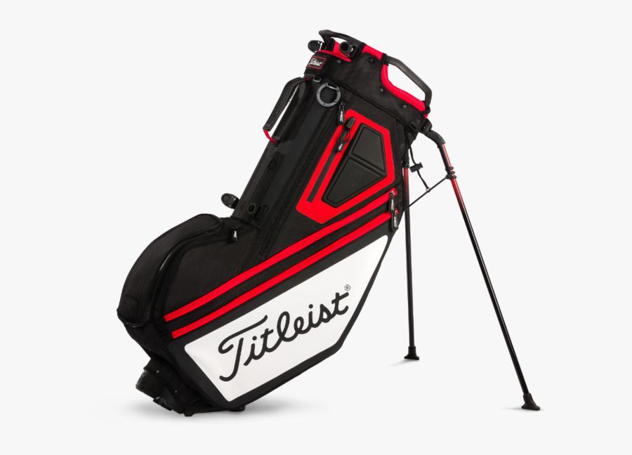 Titleist 2018 Players 14 Stand Bag Essex Golf & Sportswear - Players Stand Bag 14 Titleist, Transparent Clipart