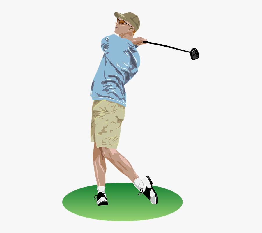 Clip Art Golf Driver, Transparent Clipart