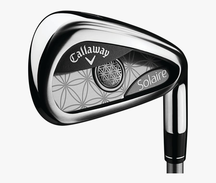 Transparent Crossed Golf Clubs Png - Womens Black Golf Sets, Transparent Clipart