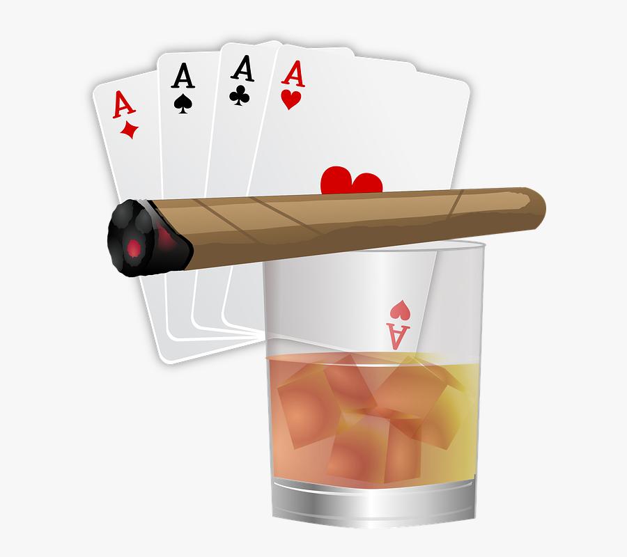 Cigar Money Clip, Transparent Clipart
