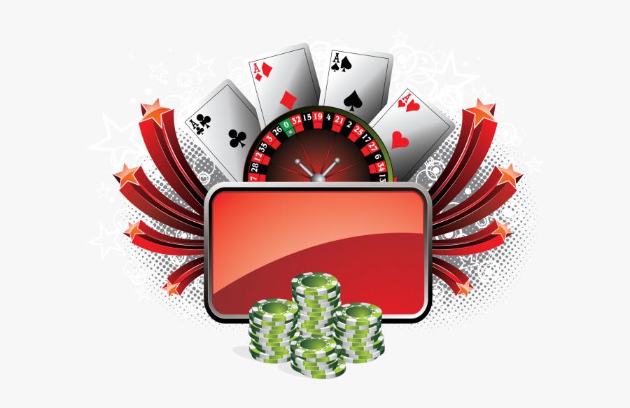 Casino Vector Free, Transparent Clipart