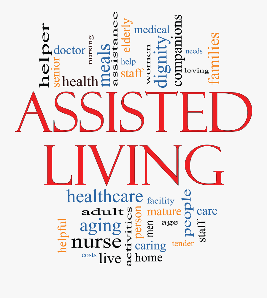 Assisted Living Clipart - Assisted Living Facility Logo, Transparent Clipart