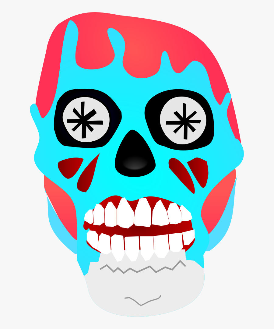Alien Mask From They Live - They Live Png, Transparent Clipart