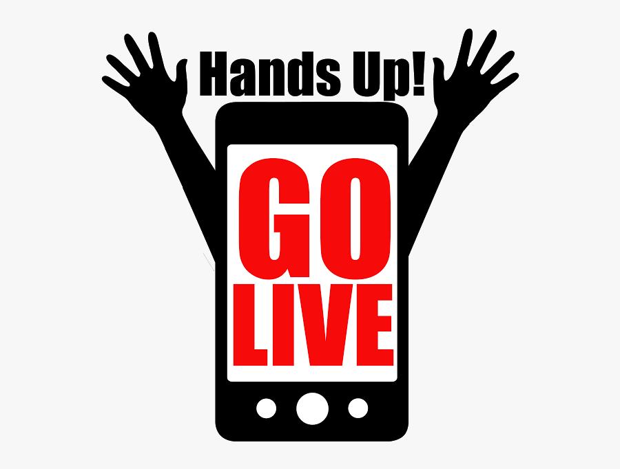 Hugol Ver2 - Transparent Go Live Clipart, Transparent Clipart