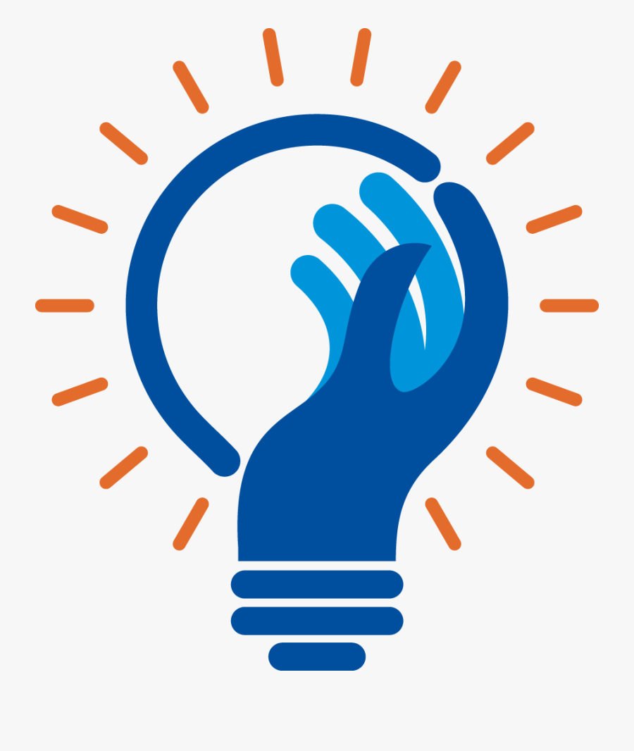 Lightbulb Clipart Entrepreneur - Social Innovation Clipart, Transparent Clipart