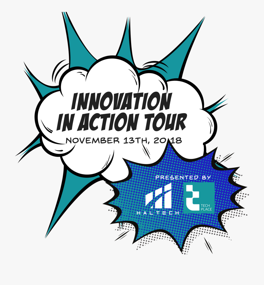 Innovation In Action Tour Clipart , Png Download - Graphic Novels In Libraries Month, Transparent Clipart