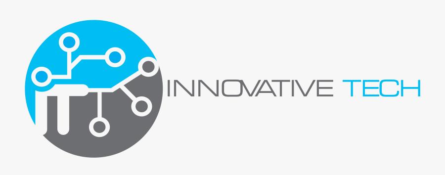 Clip Art Innovative Logo - Innovative Tech Logo, Transparent Clipart