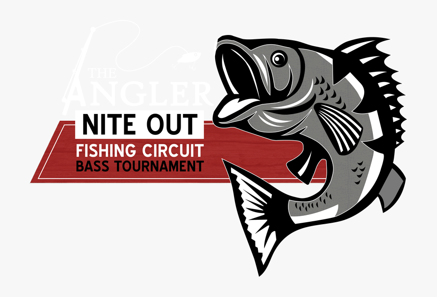 Angler S Nite Out - Graphic Design, Transparent Clipart