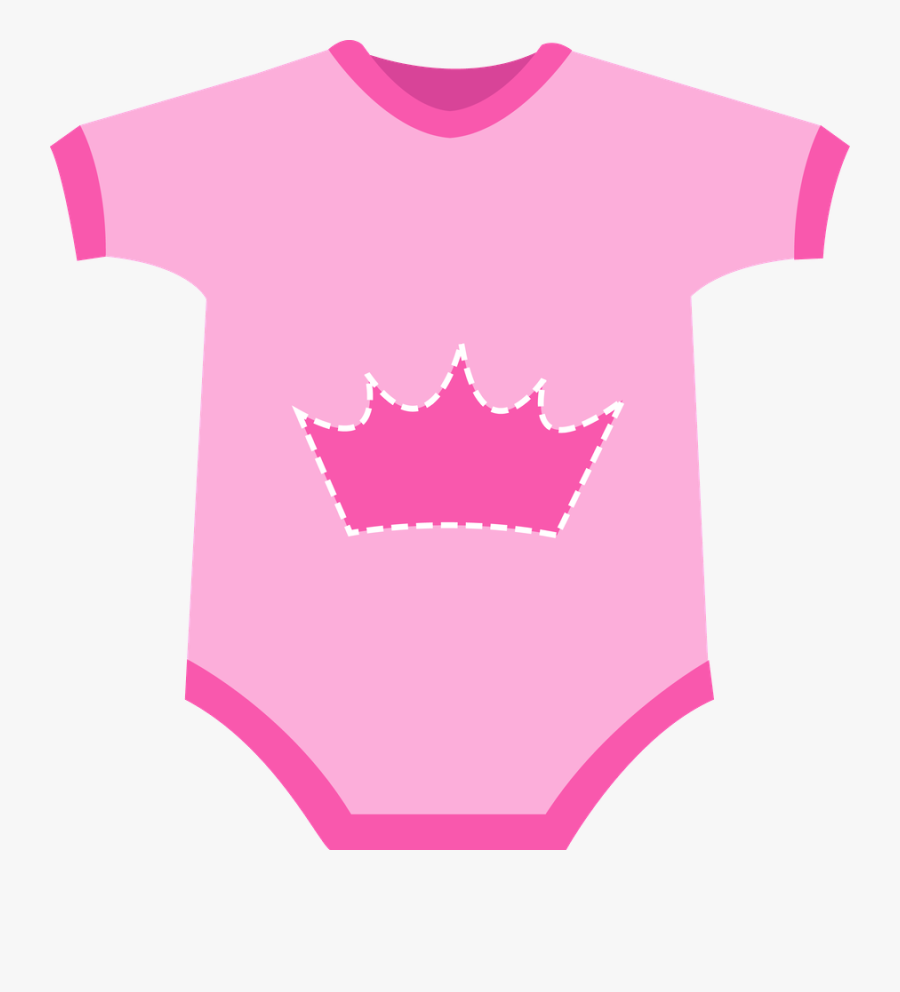 Lips Clipart Gender Reveal - Baby Girl Clothes Clipart, Transparent Clipart