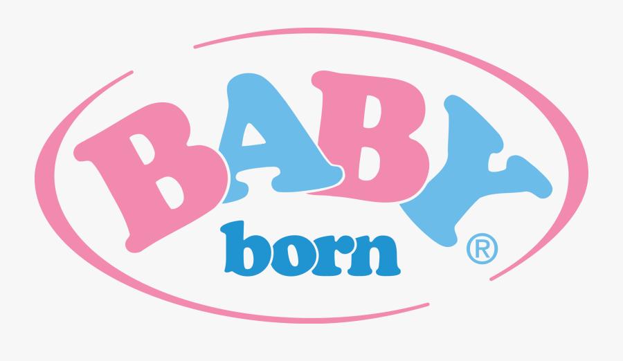 Baby Born Logo Png, Transparent Clipart
