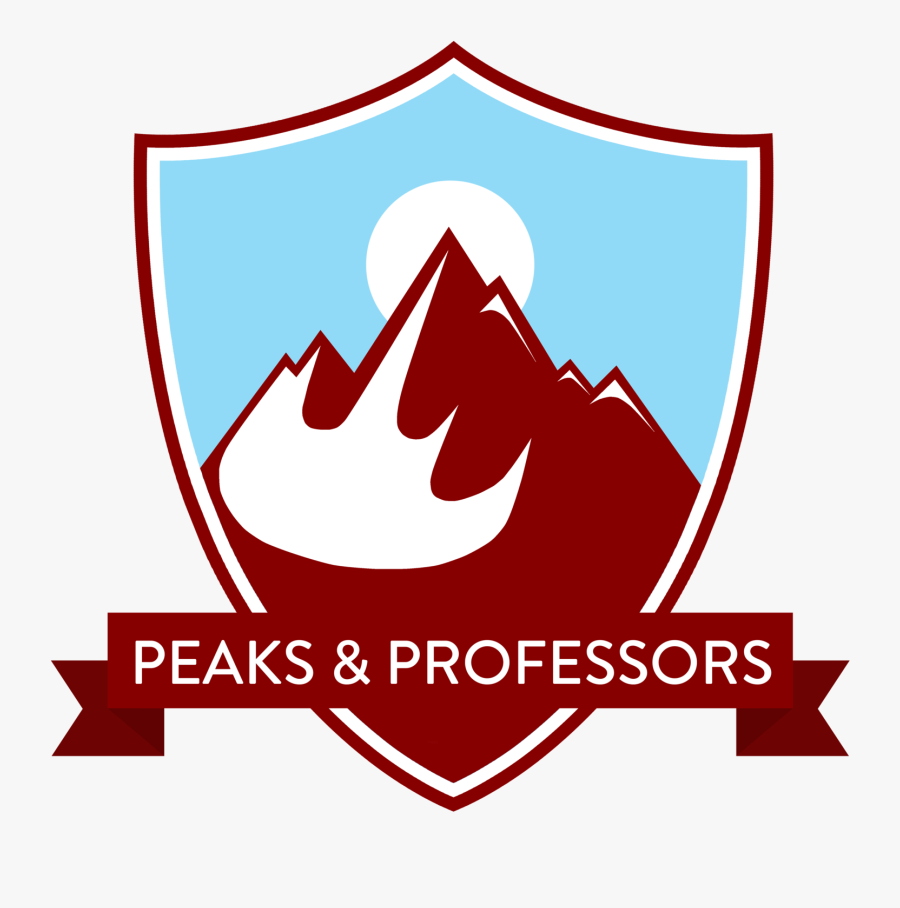 Hiking Clipart Trail Mix - Peaks And Professors, Transparent Clipart