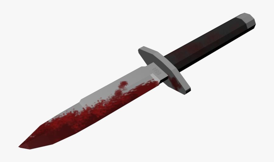 Bloody Dagger Transparent Background, Transparent Clipart