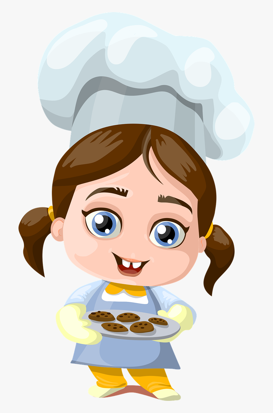 Chef Clip Art, Pictures, Vector Clipart, Royalty-Free Images # 1 |  Candyland, Healthy meals to cook, Clip art