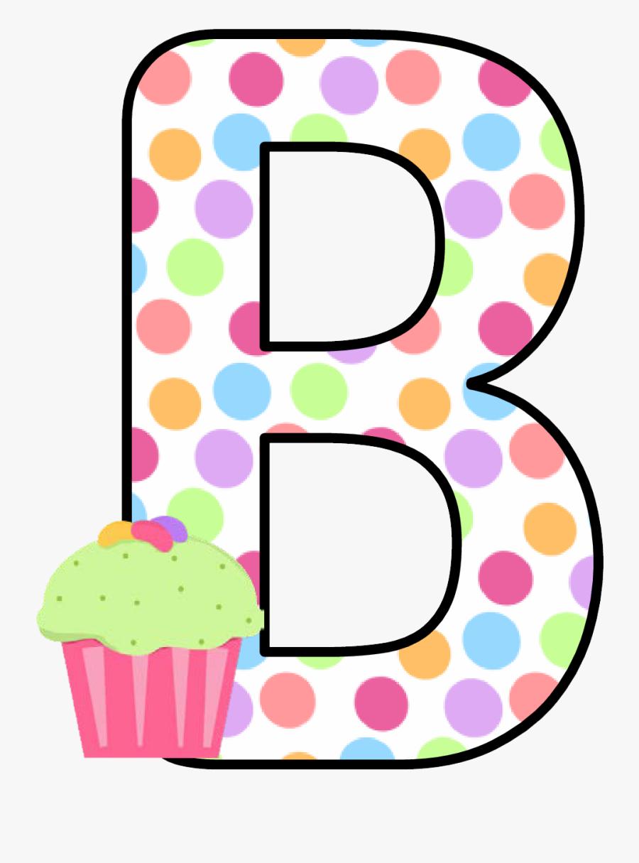 Image Transparent Kids Alphabet Letters Image - Cupcake Alphabet Letter D, Transparent Clipart