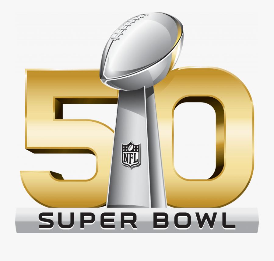 50 Super Bowl, Transparent Clipart