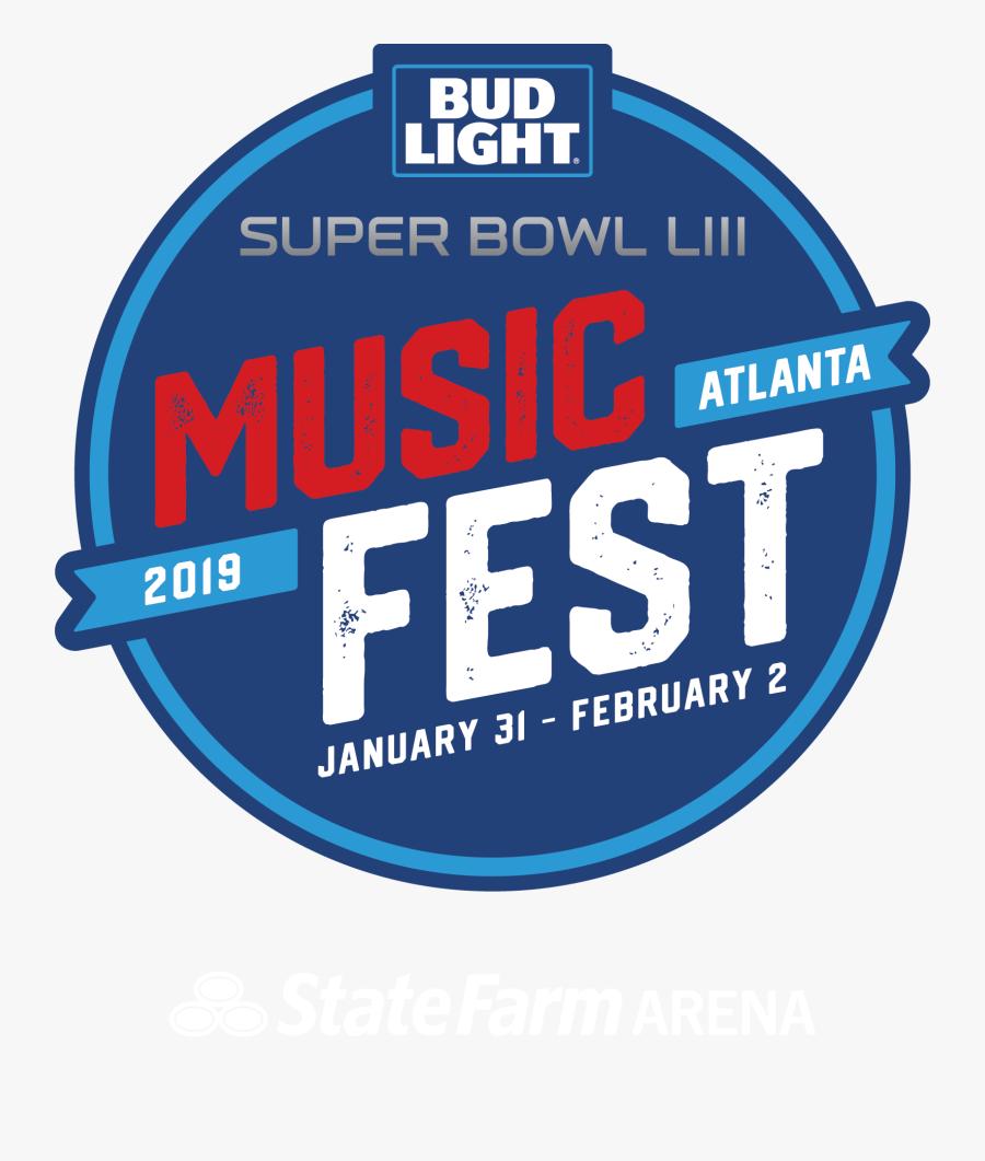 On Location Music Fest Logo - Super Bowl Music Fest, Transparent Clipart
