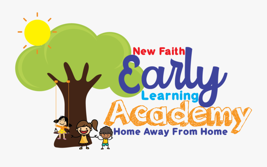 New Faith Early Learning - Illustration, Transparent Clipart