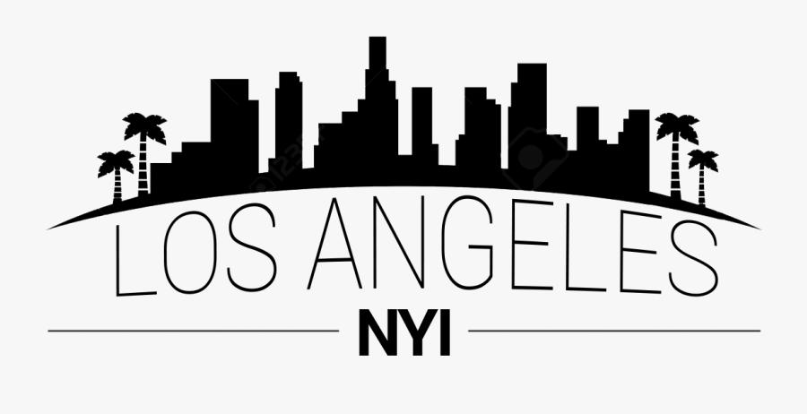 Clip Art Los Angeles, Transparent Clipart