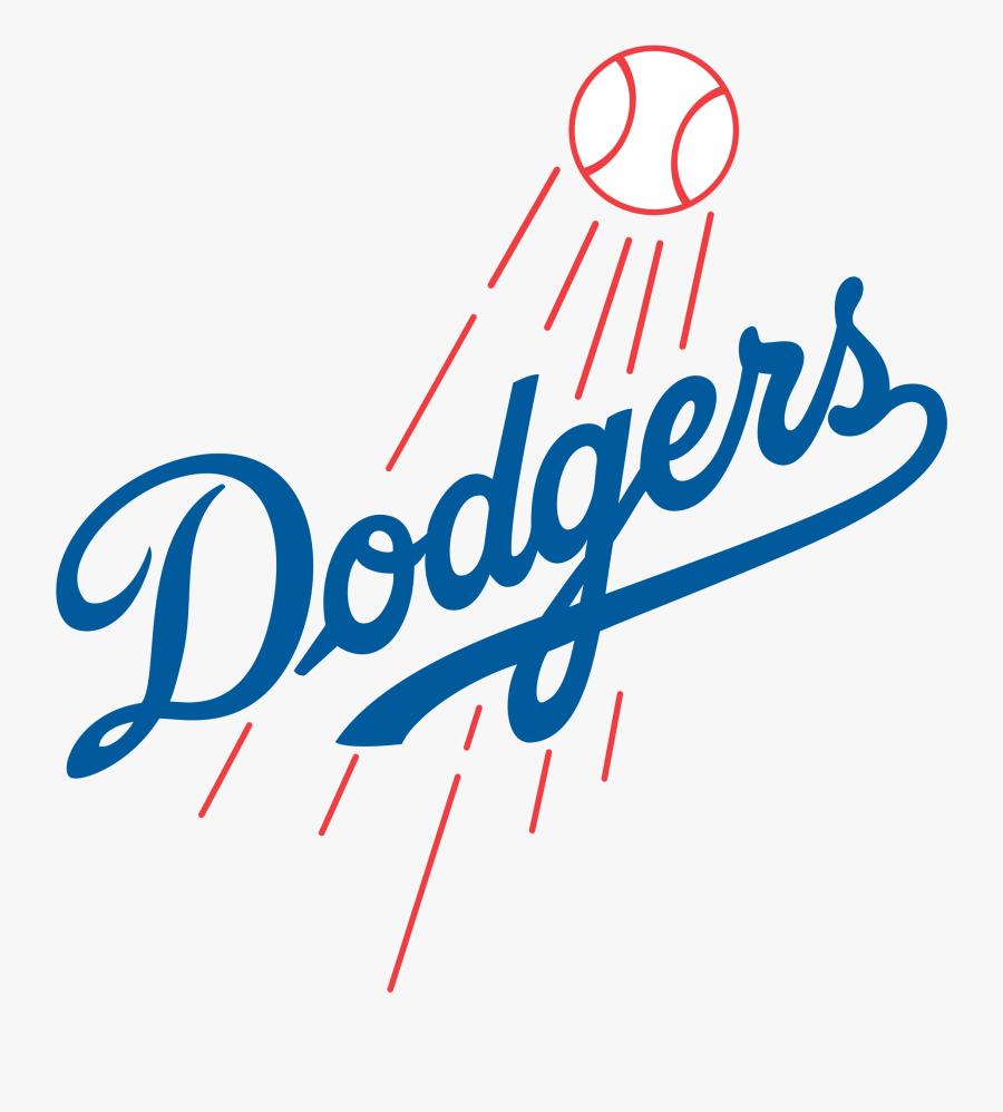 Los Angeles Dodgers Logo Png Transparent & Svg Vector - Los Angeles Dodgers Logo, Transparent Clipart