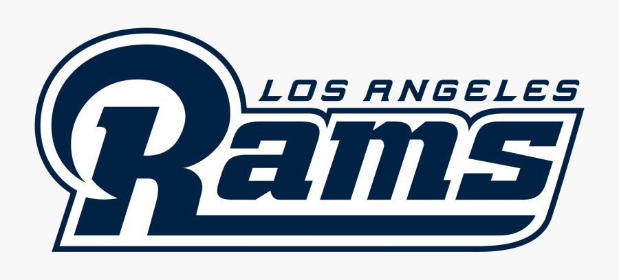 Clip Art Los Angeles Rams Logo - Los Angeles Rams Wordmark, Transparent Clipart