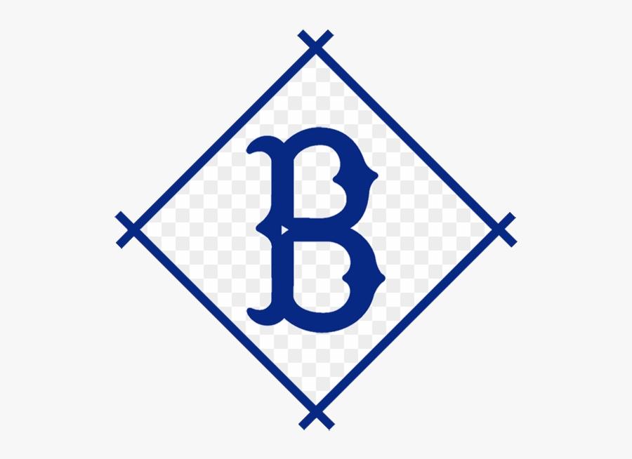 Dodgers Los Angeles Dodgersdodgersfollow Brooklyn Logo - Brooklyn Dodgers Logo Clipart, Transparent Clipart