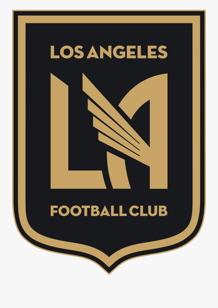 Los Angeles Fc Logo, Transparent Clipart