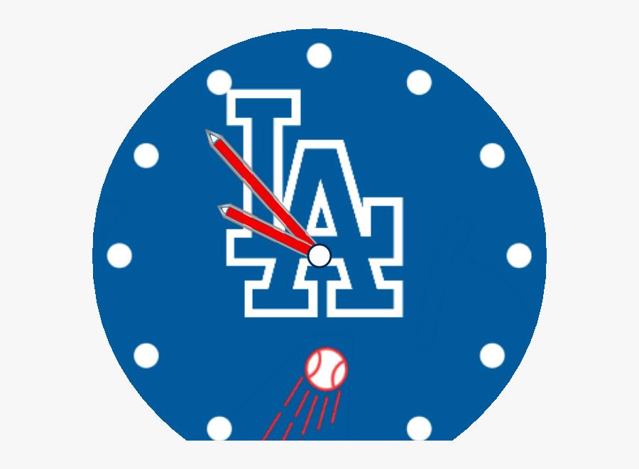 Faces With Tag La Dodgers - Los Angeles Dodgers, Transparent Clipart
