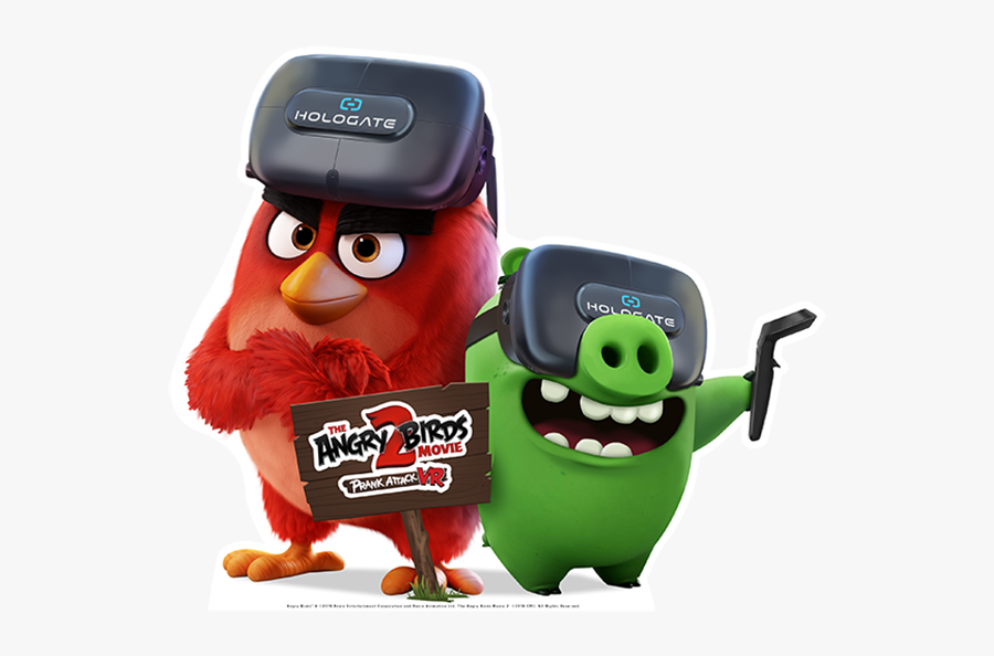 Angry Birds 2 Vr, Transparent Clipart