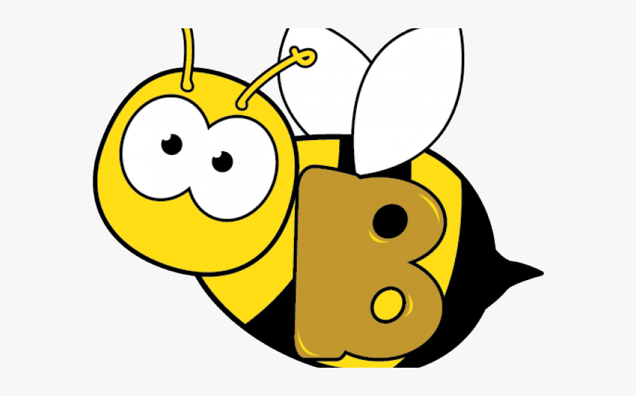 Free Bee Clipart - Letter X Clip Art, Transparent Clipart