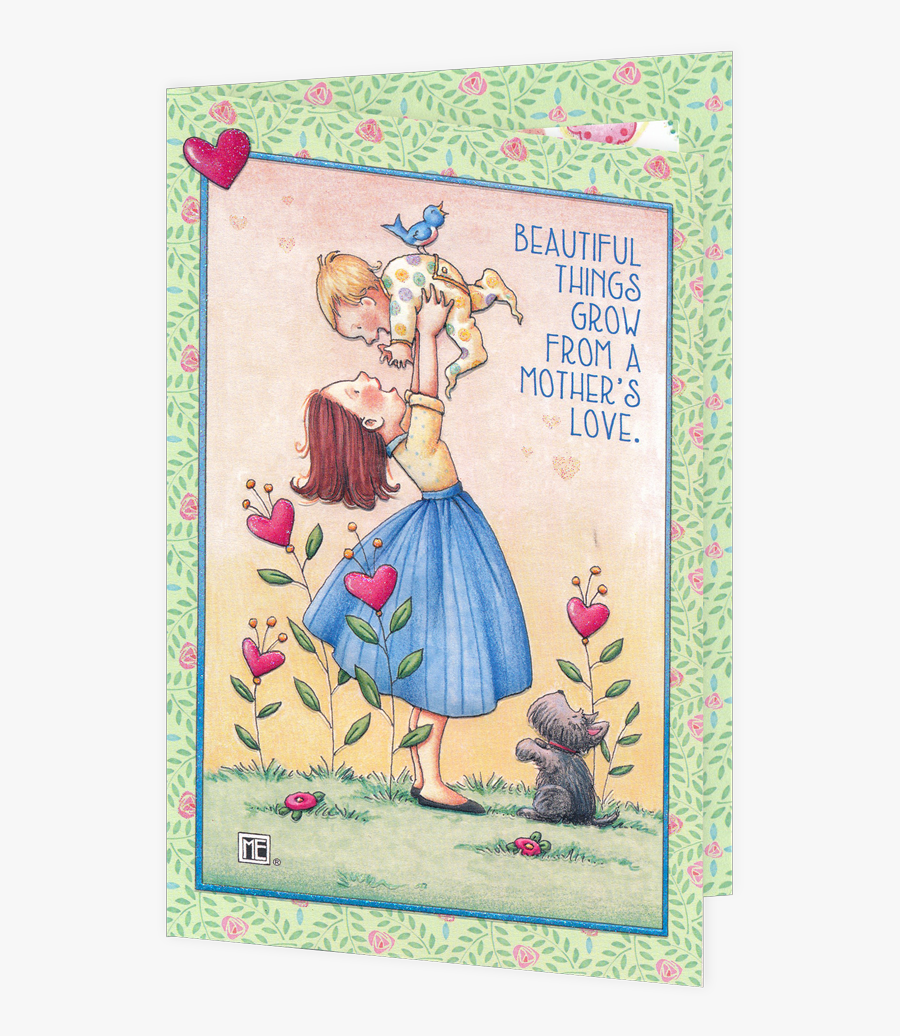 Mary Engelbreit Mothers Day, Transparent Clipart
