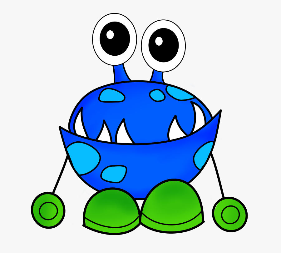 Cookie Monster Clip Art Free Clipart Images - Little Monster Monsters Clip Art, Transparent Clipart