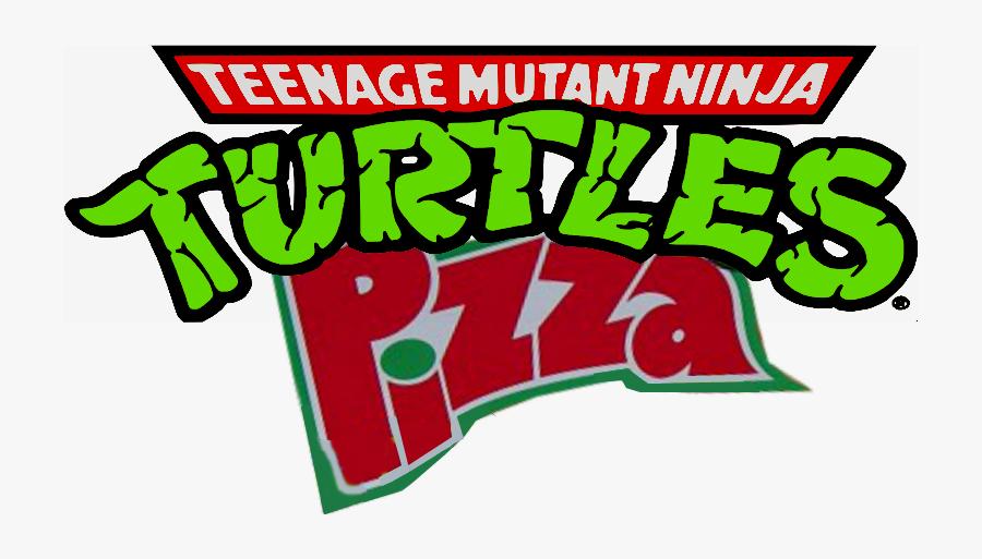 Clip Art Free Teenage Mutant Ninja Turtle Clipart - Teenage Mutant Ninja Turtles Pizza Logo, Transparent Clipart
