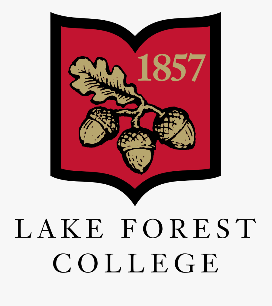 American - History - Collage - Lake Forest College Logo, Transparent Clipart
