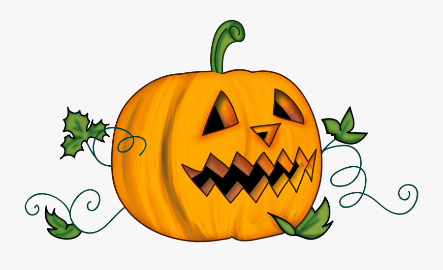 Pumpkin Happy Halloween Clipart - Halloween Clip Art Pumpkin, Transparent Clipart