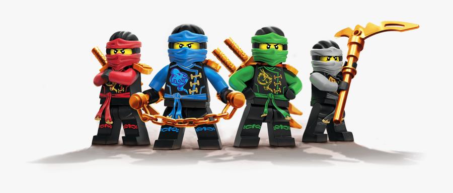 Ninja Lego Clipart, Explore Pictures - Lego Ninjago Characters Png, Transparent Clipart
