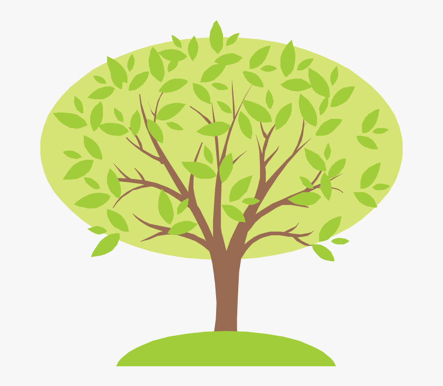 Our Broken Family Tree Single Parents Families Our - Family Tree 4 Members, Transparent Clipart